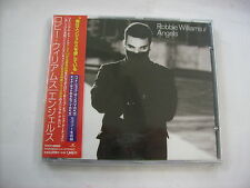ROBBIE WILLIAMS - ANGELS - CD JAPAN PRESS NEW SEALED 1998