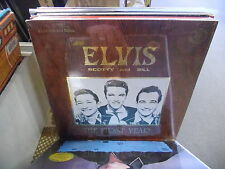 Elvis Presley Scotty and Bill First Year vinyl LP Golden Edition Records Sealed