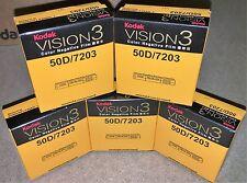 5 Rollos Kodak V3 Super película negativa de color 8mm 50D 7203 Distribuidor Oficial