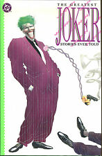 The Greatest Joker Stories Ever Told-First Printing-1988-Mark Waid