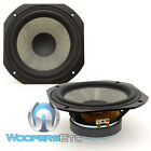 """(2) FOCAL UTOPIA 8W5454 MIDRANGES 8"""" HOME AUDIO 8 OHM SPEAKERS MADE IN FRANCE"""