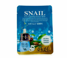 3 Sheets Ultra Hydrating Pure Source Sheet Mask Essence Pack For Face Snail