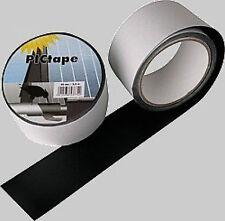 PIC Band Schutzband 50mm x 2,5m Solarisolierung schwarz, selbstklebend  1m=2,80