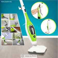 10-in-1 Steam Mop marble, stone, tile, parquet, linoleum, ceramic, hardwood