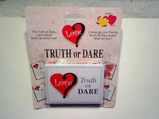 2002 TRUTH OR DARE LOVE CARD GAME SEALED All About Love,easter unlimited,romance