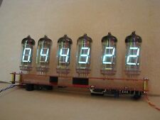 Alarm-Clock-VFD-IV11-Nixie-era-tubes-Monjibox-Assembled-kit-v2