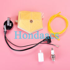 Air / fuel filter Ignition Coil Spark plug for Husqvarna 51 55 55EPA 55 Rancher