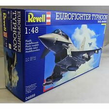 REVELL 04689 EUROFIGHTER TYPHOON TWINSEATER 1/48 SCALE AIRCRAFT KIT