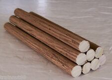 """S O-27 Scale Beautifully Customed Detailed 8pc 7/16"""" R X 6"""" L + - Real Logs-NICE"""