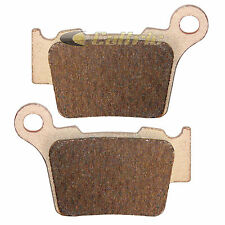 REAR BRAKE PADS FITS KTM 125 EXC125 EXE125 SX125 2000 2004-2013 SINTERED PADS