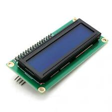 New Blue IIC I2C TWI 1602 16x2 Serial LCD Module Display for Arduino LAUS