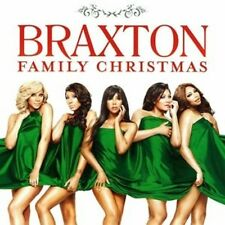 THE BRAXTONS - BRAXTON FAMILY CHRISTMAS  CD NEU