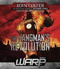 Eoin Colfer The Hangman's Revolution CD Unabridged audiobook Brand New WARP 2