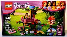 New LEGO FRIENDS 3065 OLIVIA'S TREE HOUSE Factory Sealed RETIRED Girls