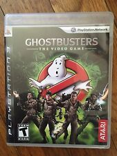 Ghostbusters: The Video Game (Sony PlayStation 3, 2009) USED