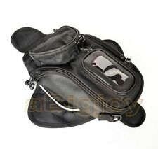 Universal Waterproof Motorcycle Motorbike Oil Fuel Tank Bag w/ Magnets