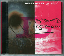 Duran Duran – All You Need Is Now   CD NEW