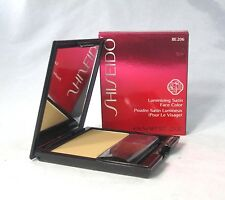 SHISEIDO LUMINIZING SATIN FACE COLOR ~ BE 206 ~ BNIB