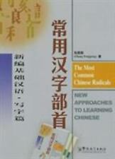 The Most Common Chinese Radicals, Zhang Pengpeng, New Book