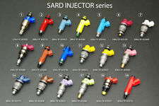 GENUINE SARD INJECTOR 650cc x 4 FOR Impreza WRX GC8 (EJ20K) 63561 x 4
