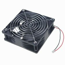240CFM 12V Big airflow Ball Bearing 12cm 120mm X 38mm Bruchless Cooling Fan 2pin