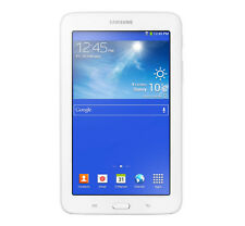 "Samsung Galaxy Tab 3 Lite 7"" (8GB) WiFi 1.2Ghz Dual Core White SM-T110 Cheapest"