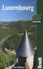 Luxembourg (Bradt Travel Guide)-ExLibrary