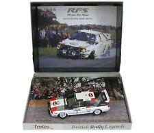 Trofeu BRL08 Audi Quattro A1 #1 RAC Rally 1984 - Hannu Mikkola 1/43 Scale