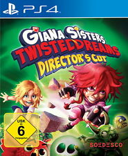 PS4 Spiel Giana Sisters: Twisted Dreams - Director's Cut Sony PlayStation 4 Top