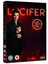 Lucifer . The Complete Season 1 . Tom Ellis . 3 DVD . NEU . OVP