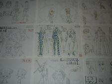 One Piece Marine Ford onepiece Settei for cel JAPAN 1