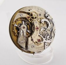 C.L. Guinand Locle Split-Second Pocket Chronograph Movement, Parts/Restoration