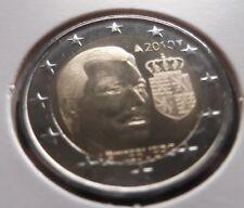 ***   2 EURO COMMEMORATIVE - UNC - LUXEMBOURG 2010 -