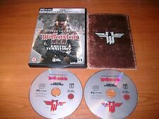 RETURN TO CASTLE WOLFENSTEIN EXTENDED PC-CD FPS ( includes enemy territory )