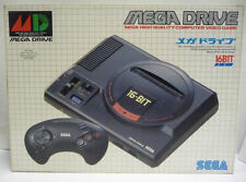 CONSOLE SEGA MEGA DRIVE I MODEL HAA-2510 NTSC JAPAN BOXED