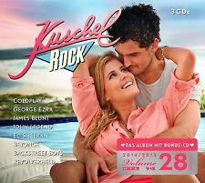 KUSCHELROCK 28 3 CD NEU