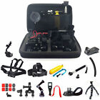 30 in 1 kit Gopro accessories set go pro kit mount for GoPro Hero 4 3 2 1 cam