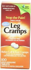 Hylands Leg Cramps Quinine, Lower Back & Legs, Homeopathic - 100 Tablets