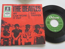 "The Beatles -We Can work it out/ Day Tripper German Picture Sleeve 7"" Nice Copy"