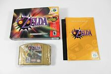 The Legend of Zelda: Majora's Mask C.E. - Complete Nintendo 64 Game!