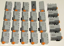 LEGO LOT OF 25 NEW ELECTRIC SOUND BRICK 2 x 4 x 2 FROM SET 7065 PIECES