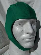 WW2 & Korean War Aircraft Carrier Flight Deck Crewman's & Pilot's Green Helmet