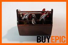 Crawler Zubehör 1:10 Werkzeuge+ Kiste für Karosserie Axial SCX, Tamiya CC01