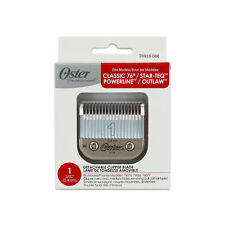 """3/32"""" Oster #76918086 Replacement Blade For Claasic 76 Clipper Size 1"""