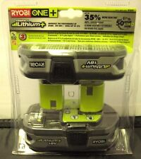 RYOBI ONE+ P109 Compact LITHIUM 18V Battery 2-Pack NEW FREE SHIPPING
