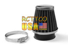 For Cleaner replacement Parts Motor 1pcs 38-40MM Motorcycle Intake Air Filter