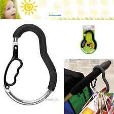 Munchkin PUSHCHAIR HOOK Baby/Toddler Stroller Pram Accessory Storage Bag BN