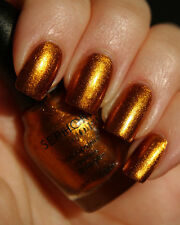 NEW! Sephora by OPI Nail Polish Lacquer in RUMBA ROMANCE ~ Golden Bronze color