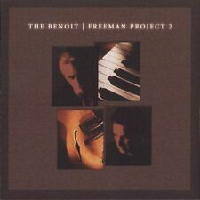 Benoit/Freeman Project 2 by David Benoit (CD, Jun-2004, Peak Records)