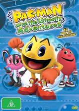 Pac-Man And The Ghostly Adventures - Pac To The Future (DVD, 2013)